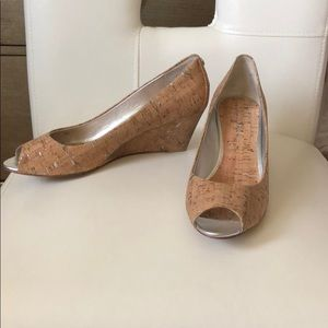 New Donald J Pliner peep toe sandals, size 8.5 new